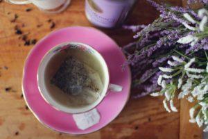 Lavendelthee is niet alleen lekker, maar ook ideaal als avonddrank